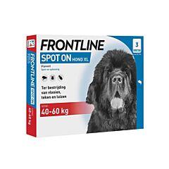 Frontline Spot-On Hond 40-60kg Vlooien/ Teken 3x4,02ml