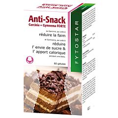 Fytostar Anti-Snack Garcinia + Gymnema Forte 60 Gélules