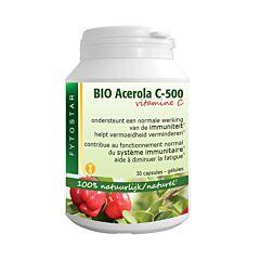 Fytostar Bio Acterol C-500 Vitamine C 30 Gélules