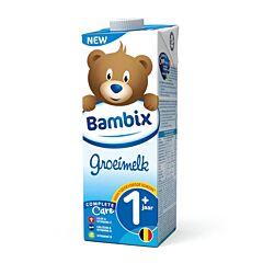 Bambix Lait de Croissance Nature +1 an 1L