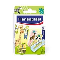 Hansaplast Enfants Animaux 20 Pansements