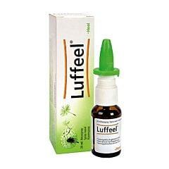 Heel Luffeel Rhinite Allergique Spray Nasal 20ml