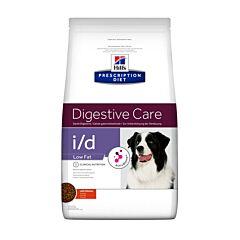 Hills Prescription Diet Canine - Digestive Care i/d Low Fat - Poulet 1,5kg