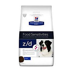 Hills Prescription Diet Canine Food Sensitivities z/d Original 10kg NF