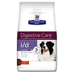 Hills Prescription Diet Canine - Digestive Care i/d Low Fat - Poulet 12kg