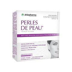 Arkopharma Perles de Peau Booster dEclat Anti-Âge 10 Flaconnettes x 25ml