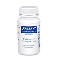 Pure Encapsulations Acide Hyaluronique 30 Gélules