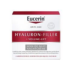 Eucerin Hyaluron-Filler + Volume-Lift Nachtcrème 50ml
