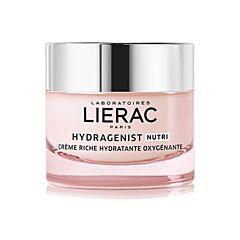 Lierac Hydragenist Nutri Crème Riche Hydratante Oxygénante Peaux Très Sèches Pot 50ml