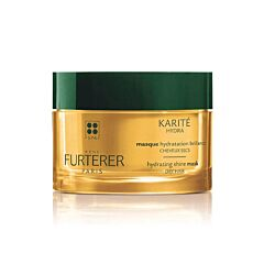 René Furterer Karité Hydra Masque Hydratation Brillance Cheveux Secs Pot 200ml