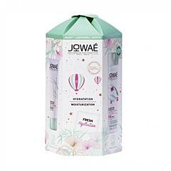 Jowaé Coffret Hydratation Crème Riche Hydratante 40ml + GRATUITE Eau Micellaire Démaquillante 200ml