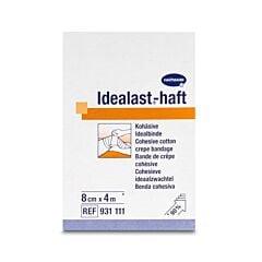 Hartmann Idealast-Haft Bande de Compression 8cmx4m 1 Pièce