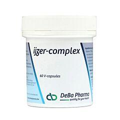 Deba Pharma Ijzer Complex 60 V-Capsules