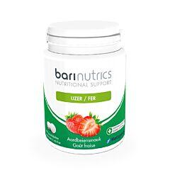 Barinutrics Ijzer Aarbei 90 Kauwtabletten