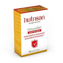 Nutrisan ImmunoSan Defense 60 Gélules (Ancien Mycomed)