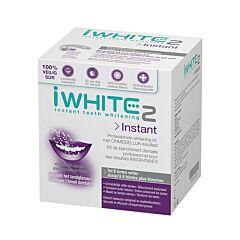 iWhite Instant 2 Kit de Blanchiment Dentaire 10 Gouttières Pré-Remplies