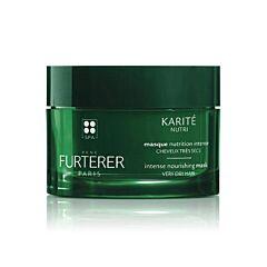 René Furterer Karité Nutri Masque Nutrition Intense Cheveux Très Secs Pot 200ml