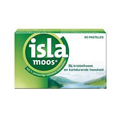 Isla Moos Toux Sèche & Enrouement 60 Pastilles