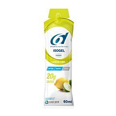 6D Sports Nutrition Isogel Citroen-Limoen 60ml 1 Stuk