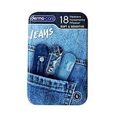 Dermo Care Soft & Sensitive Pleisters Jeans 18 Stuks