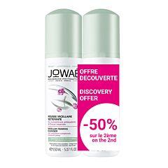 Jowaé Pivoine Impériale Mousse Micellaire Nettoyante Spray PROMO 2x150ml 2ème à -50%