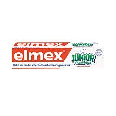 Elmex Junior 6-12 Jaar Tandpasta 75ml