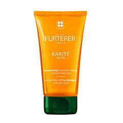René Furterer Karité Nutri Shampooing Nutrition Intense Cheveux Très Secs Tube 150ml