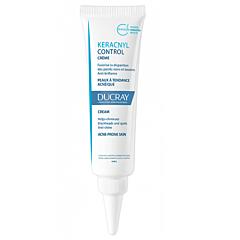 Ducray Keracnyl Control Crème Peaux à Tendance Acnéique Tube 30ml