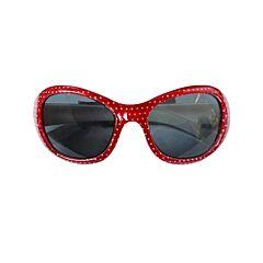 Zonnebril Voor Kinderen - Polka Dot Papa/ Maman - 2-4 Jaar 1 Stuk