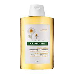 Klorane Reflets Blonds Shampooing à la Camomille Flacon 400ml