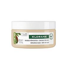 Klorane Masque au Cupuaçu Bio Réparation-Cheveux Très Secs Pot 150ml