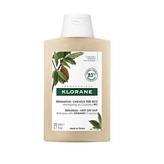 Klorane Shampoo Cupuaçuboter - Droog/Beschadigd Haar 200ml