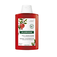 Klorane Shampoo Granaatappel - Gekleurd Haar 200ml