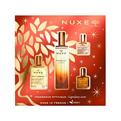 Nuxe Geschenkkoffer Fragrance Mythique - 4 Producten
