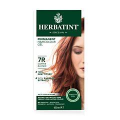 Herbatint Soin Colorant Permanent 7R Blond Cuivré Flacon 150ml