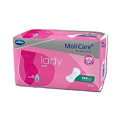 Molicare Premium Lady Pad 3 Druppels 14 Stuks