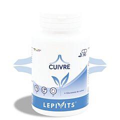 Lepivits Cuivre 90 Gélules