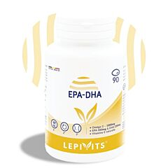 Lepivits EPA-DHA Forte 90 Capsules
