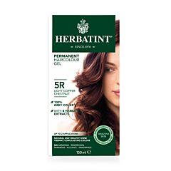Herbatint Soin Colorant Permanent 5R Châtain Clair Cuivré Flacon 150ml
