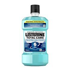 Listerine Total Care Protection Contre le Tartre Bain de Bouche Flacon 500ml