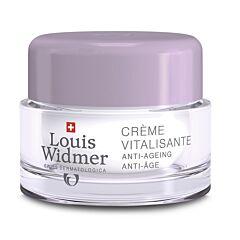Louis Widmer Crème de Nuit Vitalisante Peau Sèche Avec Parfum Pot 50ml