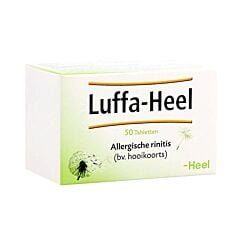 Heel Luffa-Heel Rhinite Allergique 50 Comprimés