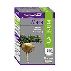 MannaVital Maca Platinum 60 V-Capsules