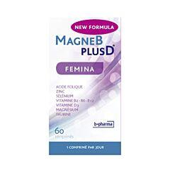 Magne B Plus D Femina 60 Tabletten NF