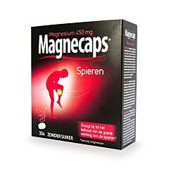 Magnecaps Muscles 30 Comprimés Effervescents Sans Sucre