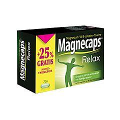 Magnecaps Relax 70 Comprimés PROMO 1 Mois + 1 Semaine GRATUITE