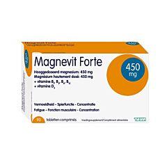 Magnevit Forte 450mg 90 Comprimés