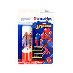 FarmaMed Kids Spiderman Baume à Lèvres Protecteur Vanille 4,8g