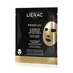 Lierac Premium Sublimerend Goud Masker 20ml