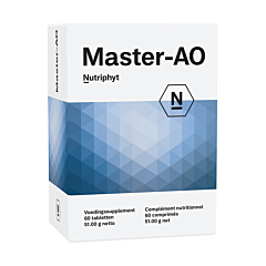 Master-AO 60 Comprimés